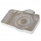 Unique Canon EOS 7D Camera Shaped Notebook (60-Sheet)