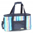 Fashion Insulated Picnic Tote Bag w/ Straps/Gel Ice Pack