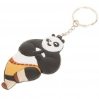 Vivid Kung Fu Panda Po Figure Toy with Keychain