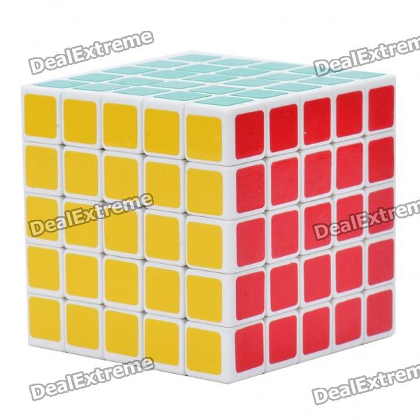 Brain Teaser Smooth Magic IQ Cube dayan mf8 4x4x4 brain teaser magic iq cube