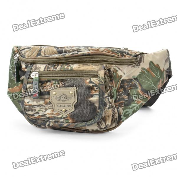 Fashion Compact Camouflage Waist Bag