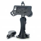 Car Swivel Mount Holder w/ Car Charger Set for HTC Wildfire S