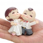 Cute Resin Dolls Toy Desktop Decoration