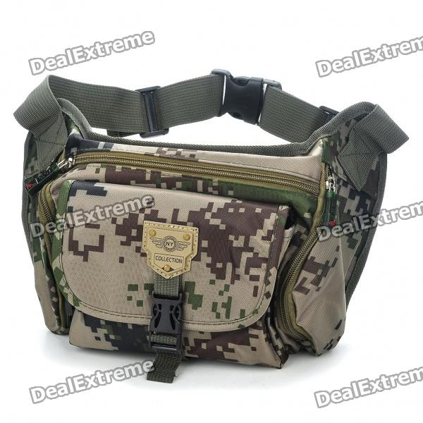 Cool Casual Camouflage Waist Bag