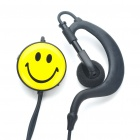 3.5MM + 2.5mm Handsfree Walkie Talkie Earphone w/ Microphone for KENWOOD TK-208/220/320/240 + More