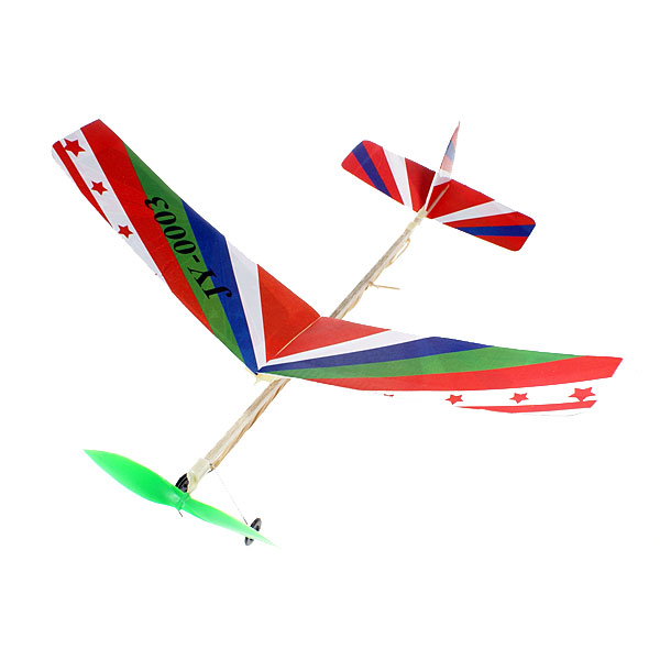 Rubber Band Powered Airplanes 112