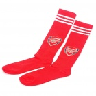 Arsenal Football Club Logo Style Cotton Stockings - Pair