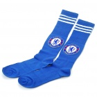 Chelsea Football Club Logo Style Cotton Stockings - Pair