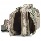 Cool Camouflage Terylene One-Shoulder Messenger Bag
