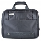 "Quality Carry Bag for 14"" Laptop Notebook - Black + White"