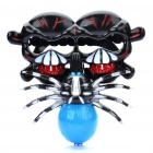 Cool Spider & Skull Style Glasses Mask for Halloween - Random Color