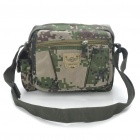 Cool Camouflage Terylene One Shoulder Messenger Bag