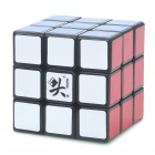 DAYAN 5 ZHANCHI 3*3*3 Brain Teaser Magic IQ Cube - Black