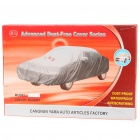 Car UV Protection Rain Resistant Cover - Silver