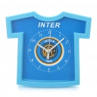 Football/Soccer Team Jersey Shaped Alarm Clock - Inter Milan (1 x AA)