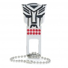 Transformer Seat Safety Belt Buckle with Rhinestone - Autobots