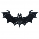 Stylish Car Decoration Zinc Alloy Bat Stickers (Random Color/1-Piece Pack)
