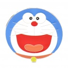Cute Doraemon Style Metal Car Decorative Sticker