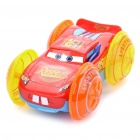 Amazing McQueen Style Stunt Car Toy with Sounds & Colorful Lights (4xAAA)