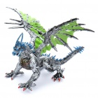 Buy Cool PVC DIY Assembly Dragon Display Toy (Random Style)