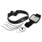 1.7&quot; LCD Multifunction Wireless Heart Rate Monitor/Odometer/Thermometer/Clock/Stopwatch (1 x CR2032)