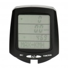 "1.7"" LCD Multifunction Wireless Heart Rate Monitor/Odometer/Thermometer/Clock/Stopwatch (1 x CR2032)"