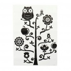 Cute Cartoon Decor Decal Sticker (Random Style)