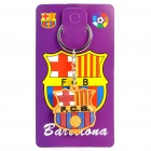Football / Soccer Team Logo Keychain - Barcelona