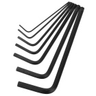 7-Piece Set Hex Key Chaves (0,7 ~ 3mm)