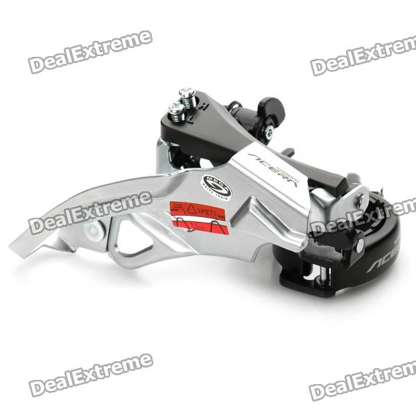SHIMANO ACERA FD-M390 31.8mm Front Derailleur for 27-Speed Mountain Bicycle sava deck700 22 speed carbon fiber t800 mountain bike 29 ultralight mtb bicycle cycle m8000 derailleur oil gas brake