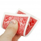 "Magic ""Chaos"" Trick Joke Poker Set"