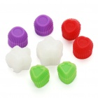 Mini Silicone Baking Molds (20-Piece/Random Style)