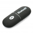 Ultra-Mini Bluetooth V2.0 USB Dongle - Schwarz