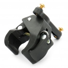 Quick Release Water Bottle Holder Clamp for Bicycle - Black