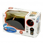 Scary R/C Simulation Plush Mouse with Remote Controller - Black (3 x AAA/2 x AA)