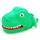 Funny Dinosaur Mouth Dentist Bite Finger Game Toy