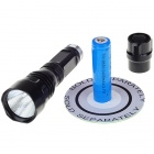 WF-400 3W LED Flashlight (18650)