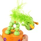 Push Puppet Dancing Dolls (Assorted Animals 2-Pack)