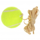 Sports Training Tennis Ball with Rubber Rope