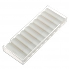 Electronic Cigarette Refills - Mint Tobacco Flavor (10-Piece Pack)