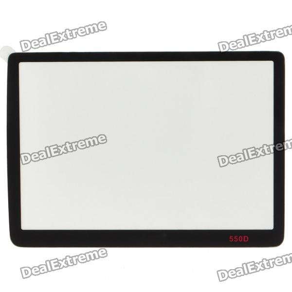 DSLR LCD Screen Protector for Canon 550D