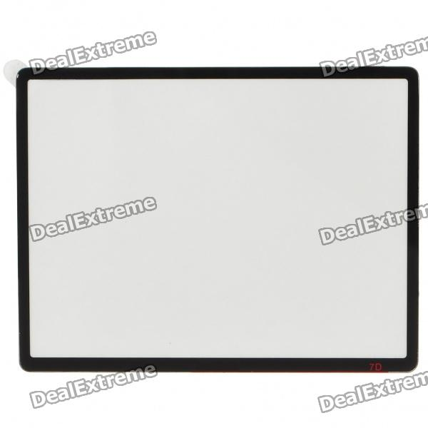 DSLR LCD Screen Protector for Canon 7D