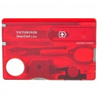Genuine Victorinox 9-in-1 Multi-Functional Tool Card (1 x CR1025)