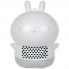i-mu Cute Rabbit Style Portable Music Speaker (2xAAA/3.5mm-Jack)