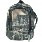 Nite Ize Protective Waterproof Cloth Digital Camera Bag with Carrying Strap - Camouflage (Size-L)