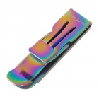 Nite Ize Stainless Steel Cell Phone Self Locking Clip - Colors