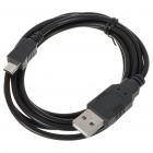 Micro USB Data/Charging Cable for Nokia/Moto/Samsung/LG/Blackberry/HTC (1.5M-Length)