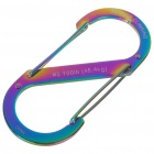 Nite Ize S-Biner Stainless Steel Carabiner Clip - Color Assorted (Size #5)