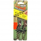 Nite Ize Carabiner Rope Tightener + Cords Set - Pair (Size-S)