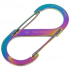 Nite Ize S-Biner Stainless Steel Carabiner Clip - Color Assorted (Size #4)